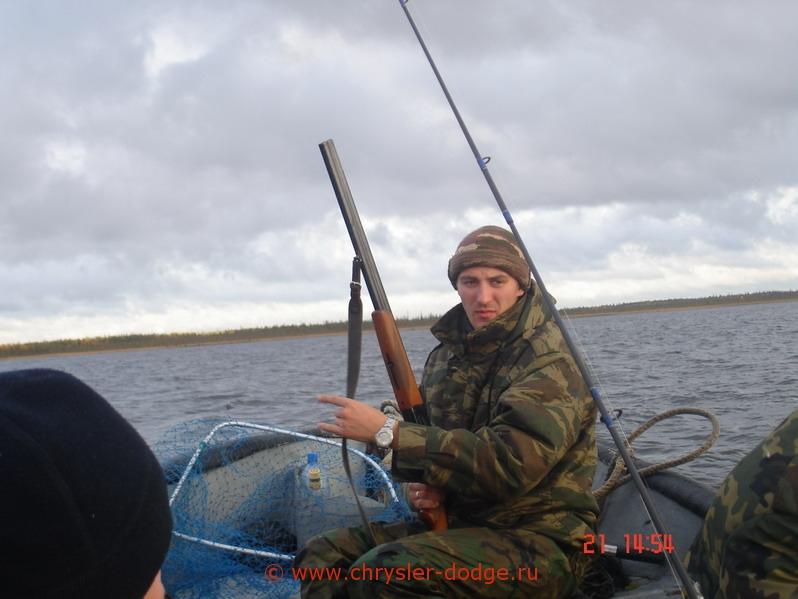 рыбалка тикша карелия