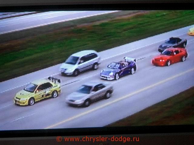 Chrysler cirrus в фильме матовские коты tom