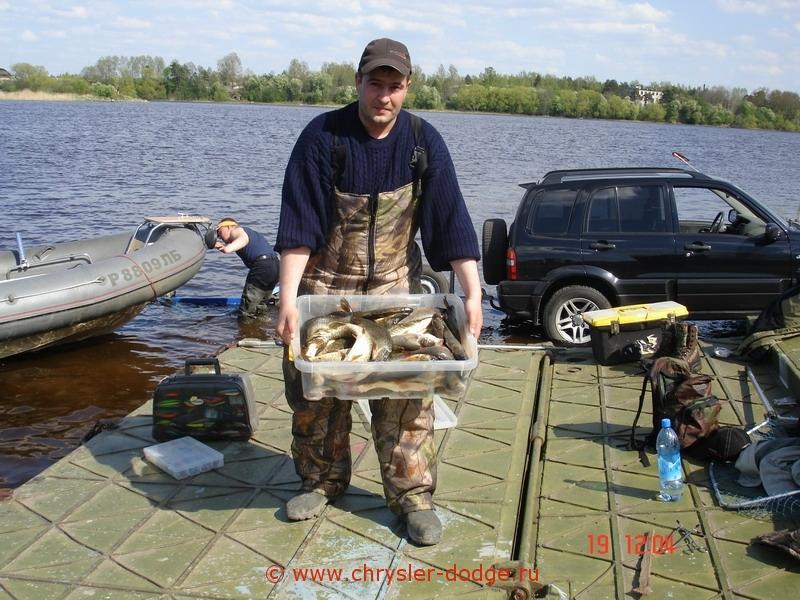 ловля рыбы на северной ладоге